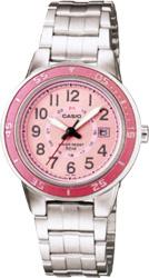 นาฬิกาสวย ยี่ห้อ casio รุ่น LTP-1298D-4BVDF