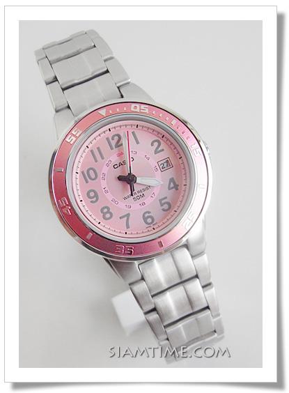 นาฬิกาสวยๆ ยี่ห้อ casio รุ่น LTP-1298D-4BVDF