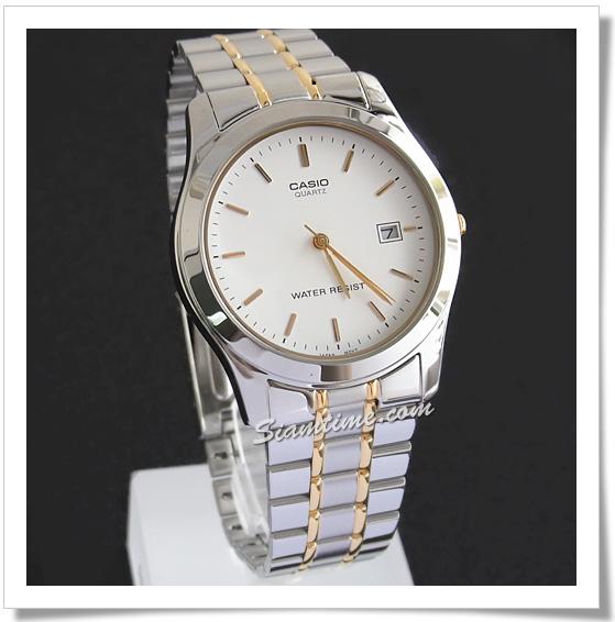 นาฬิกาสีขาว เหมาะสำหรับผู้ชาย