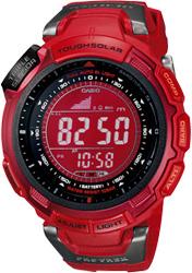 นาฬิกาดิจิตอล รุ่น PRG-110C-4DR