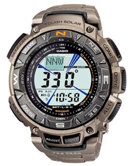 นาฬิกา ข้อมือ บุรุษ ยี่ห้อ Casio ร่น PRG-240T-7EDR