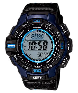 นาฬิกา ข้อมือ บุรุษ ยี่ห้อ Casio ร่น PRG-270B-2ADR