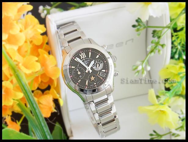 นาฬิกาข้อมือผู้หญิง ยี่ห้อ casio รุ่น SHN-5509D-1ADR