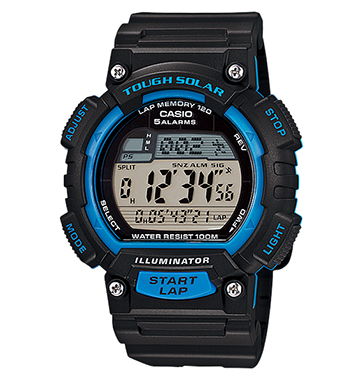 นาฬิกาข้อมือชาย ยี่ห้อ Casio รุ่น STL-S100H-2AVDF