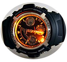 นาฬิกาสปอร์ต สไตล์นักกีฬา รุ่น AW-590