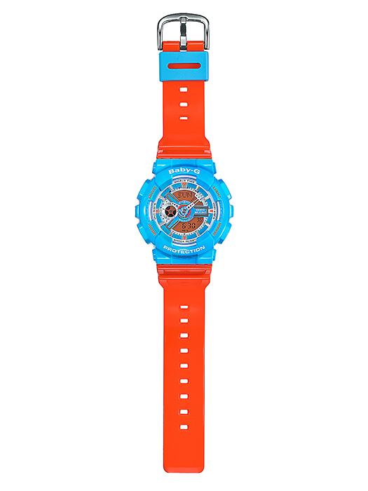 นาฬิกา คาสิโอ รุ่น BA-110NC-2ADR