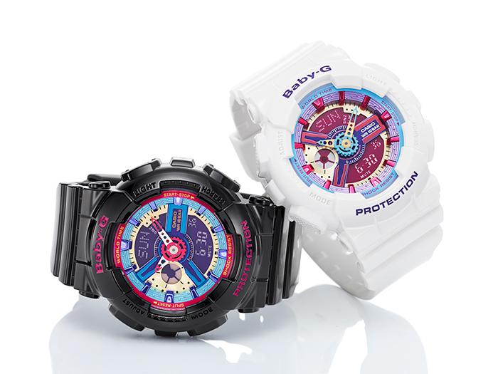 นาฬิกา คาสิโอ รุ่น BBA-112-7ADR