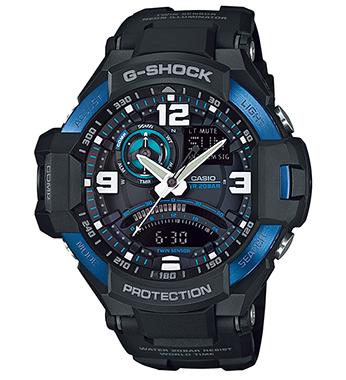 นาฬิกาข้อมือชาย ยี่ห้อ Casio รุ่น GA-1000-2BDR
