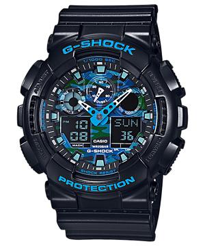 นาฬิกา คาสิโอ รุ่น GA-100CB-1ADR-casio-01