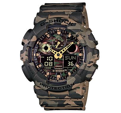 นาฬิกาออกใหม่ casio รุ่น GA-100CM-5ADR