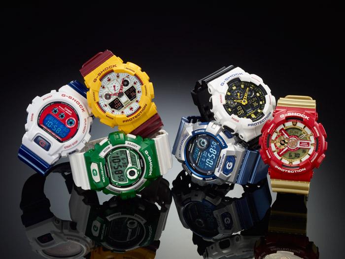 ภาพรวมนาฬิกา G-Shock GA-110CS Series