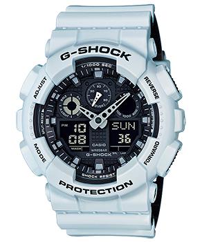 นาฬิกาออกใหม่ casio รุ่น GA-100L-7ADR