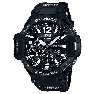 นาฬิกาข้อมือชาย ยี่ห้อ Casio รุ่น GA-1100-1ADR