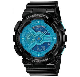 นาฬิกาวัยรุ่น G-Shock GA-110B-1A2DR