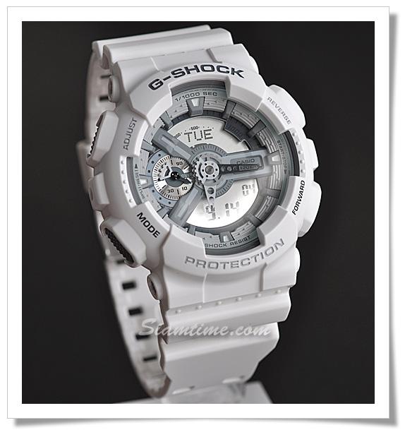 นาฬิกาข้อมือชาย ยี่ห้อ Casio รุ่น GA-110C-7ADR
