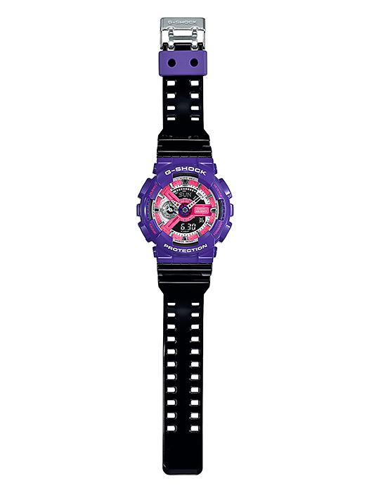 นาฬิกา ยี่ห้อ คาสิโอ รุ่น  GA-110NC-6ADR