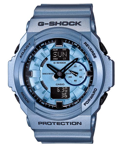 นาฬิกาออกใหม่ casio รุ่น GA-150A-2ADR