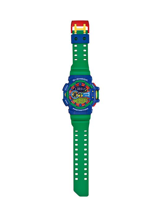 นาฬิกาข้อมือชาย casio รุ่น GA-400-2ADR