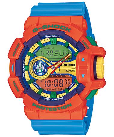 นาฬิกาข้อมือชาย casio รุ่น GA-400-4ADR