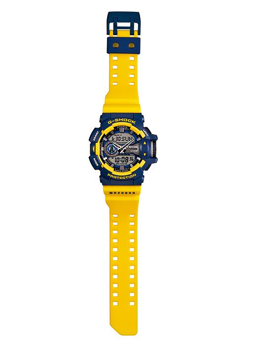 นาฬิกาข้อมือชาย casio รุ่น GA-400-9BDR