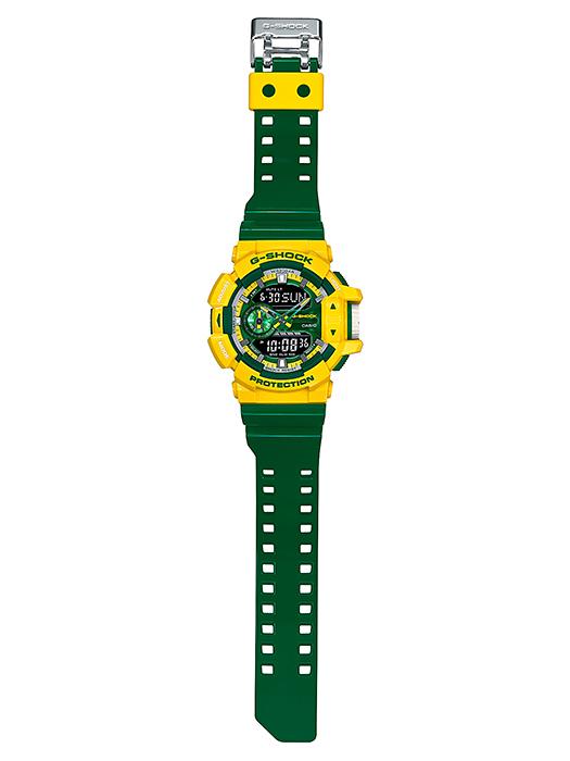นาฬิกาข้อมือชาย casio รุ่น GA-400CS-7ADR
