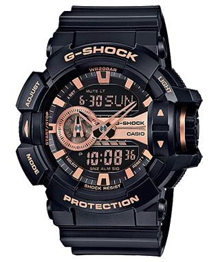 นาฬิกาข้อมือชาย casio รุ่น GA-400GB-1A4DR