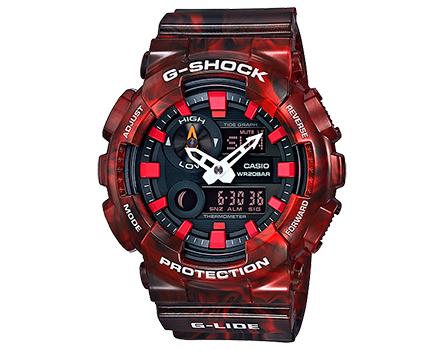 นาฬิกา คาสิโอ รุ่น GAX-100MB-4ADR