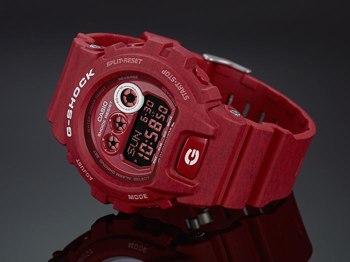 นาฬิกาข้อมือชาย ยี่ห้อ caio รุ่น GD-X6900HT-4DR