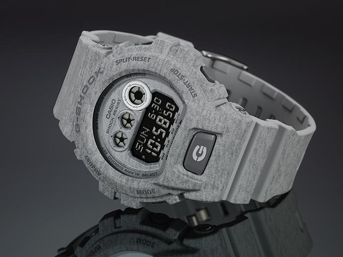 นาฬิกาข้อมือชาย ยี่ห้อ caio รุ่น GD-X6900HT-8DR