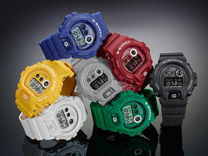 นาฬิกาข้อมือชาย ยี่ห้อ caio รุ่น GD-X6900HT-1DR