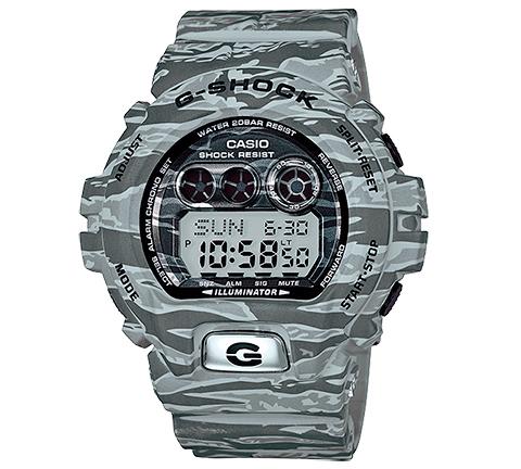 นาฬิกาข้อมือชาย ยี่ห้อ caio รุ่น GD-X6900TC-8DR
