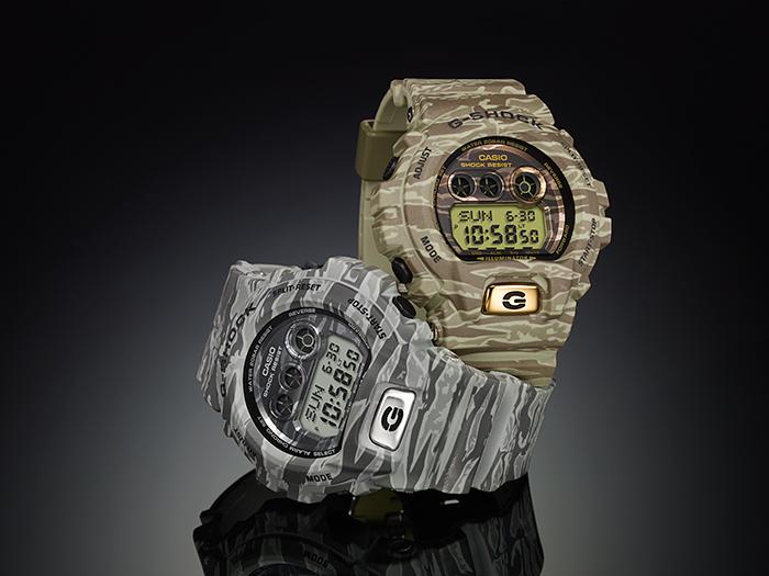 นาฬิกาข้อมือชาย ยี่ห้อ caio รุ่น GD-X6900TC-5DR