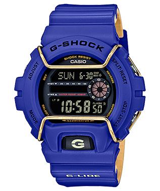นาฬิกาข้อมือชาย ยี่ห้อ Casio รุ่น GLS-6900-2DR