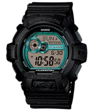 นาฬิกาข้อมือชาย ยี่ห้อ Casio รุ่น GLS-8900-1BDR