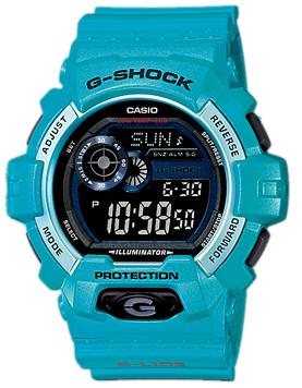นาฬิกาข้อมือชาย ยี่ห้อ Casio รุ่น GLS-8900-2DR