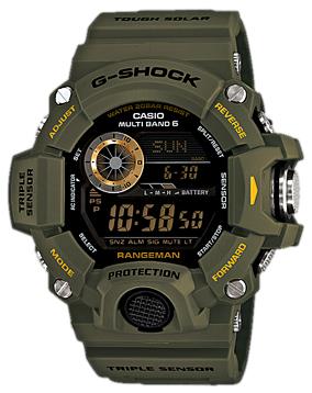นาฬิกาข้อมือผู้ชาย ยี่ห้อ Casio frogman GW-9400-3DR