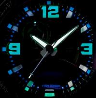 Neon Illuminator G-SHOCK GA-1000-1A