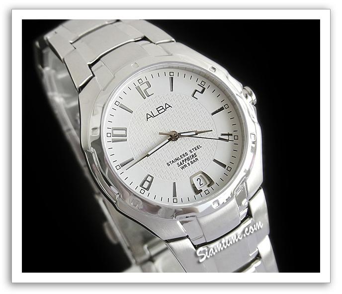 นาฬิกาผู้หญิง ยี่ห้อ seiko AXHJ09