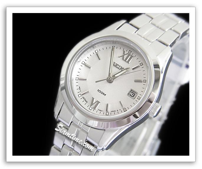นาฬิกาผู้หญิง ยี่ห้อ seiko SXDC61