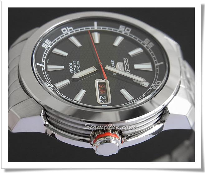 นาฬิกาข้อมือผู้ชาย ยี่ห้อ ไซโก้ รุ่น SNZH63K