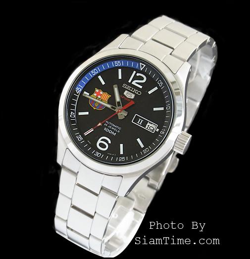 นาฬิกาออโตเมติก ยี่ห้อ SEIKO 5 รุ่น SPR301
