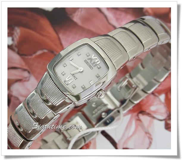นาฬิกาล้อมเพชร ยี่ห้อ ไซโก รุ่น SUJ781