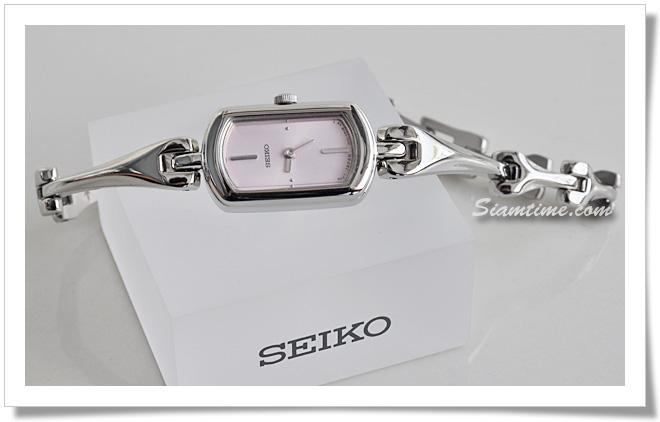 นาฬิกาผู้หญิง ยี่ห้อ seiko SUJE87