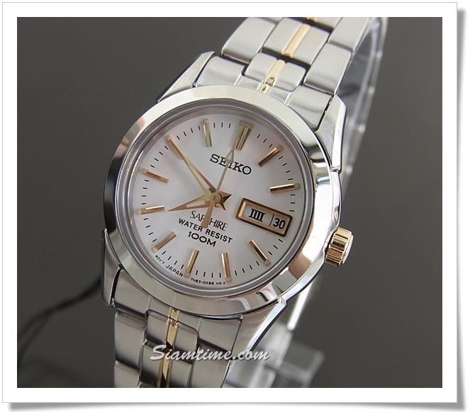นาฬิกาข้อมือผู้หญิง ยี่ห้อ ไซโก้ รุ่น SXA013