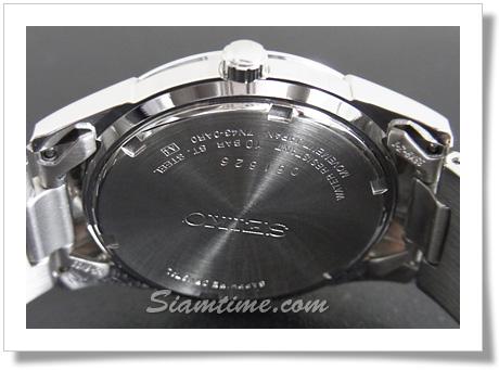 นาฬิกาข้อมือผู้หญิง ยี่ห้อ ไซโก้ รุ่น SXA097