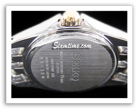 นาฬิกา ยี่ห้อ seiko SXDC12