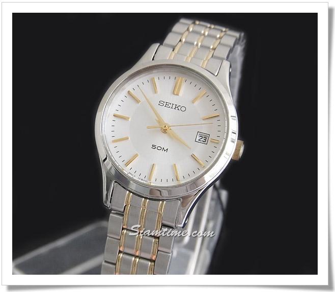 นาฬิกาผู้หญิง ยี่ห้อ seiko SXDC39