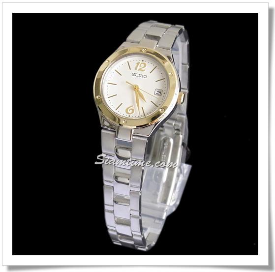 นาฬิกาผู้หญิง ยี่ห้อ seiko SXDC48