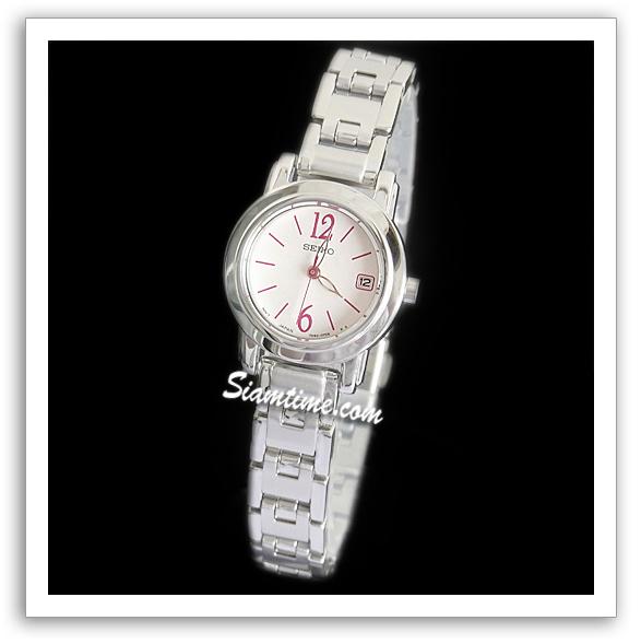 นาฬิกาผู้หญิง ยี่ห้อ seiko SXDC69