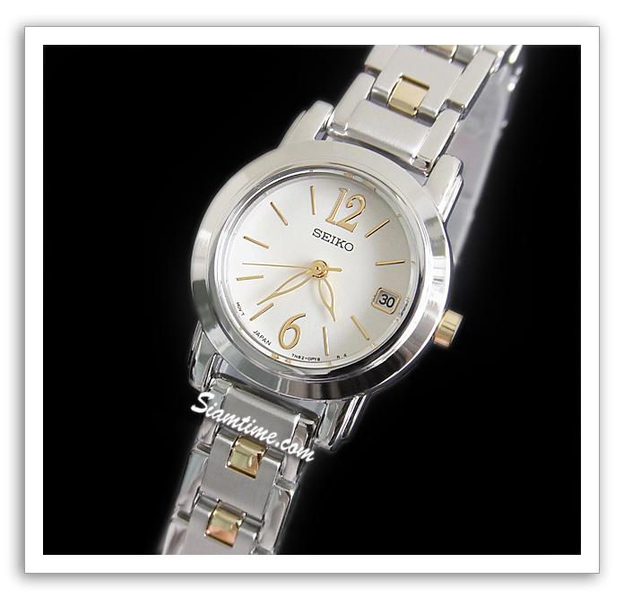 นาฬิกาผู้หญิง ยี่ห้อ seiko SXDC73